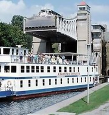 Ontario Waterway Cruises Inc Kawartha Voyageur