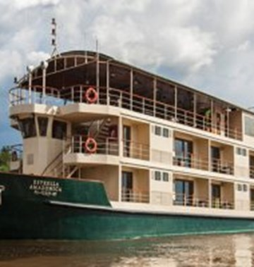 International Expeditions La Estrella Amazonica