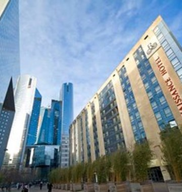 Renaissance paris hotel la defense first class puteaux - 60 jardin de valmy paris la defense cedex france 92918 ...