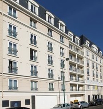 Appart 39 city saint maurice st maurice france hotels gds for Appart hotel 63