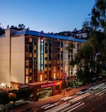 Hilton Garden Inn Los Angeles Hollywood Meetings And Events First Class Hollywood Ca Hotels