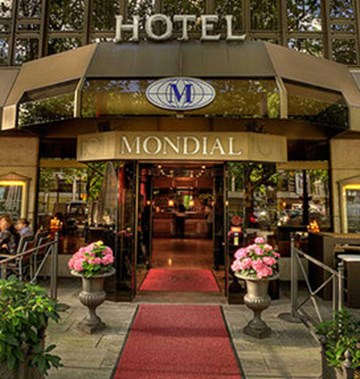 Hotel mondial first class berlin germany hotels gds for Reservation hotel monde