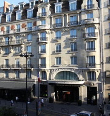Hotel Pont Royal St Germain