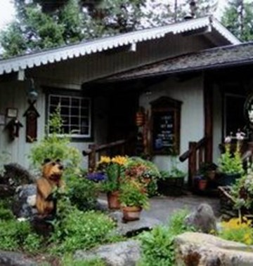 The narrow gauge inn first class fish camp ca hotels for Hotels near fish camp ca