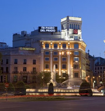 Nh Collection Madrid Paseo Del Prado First Class Madrid