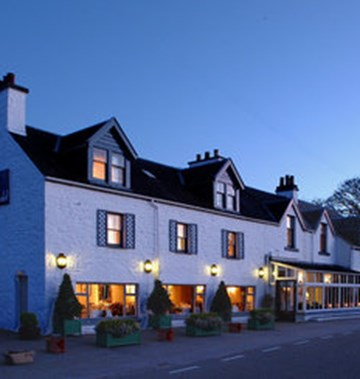 S Airds Hotel Scotland The Airds Hotel and Restaurant- First Class Appin, Scotland Hotels ...