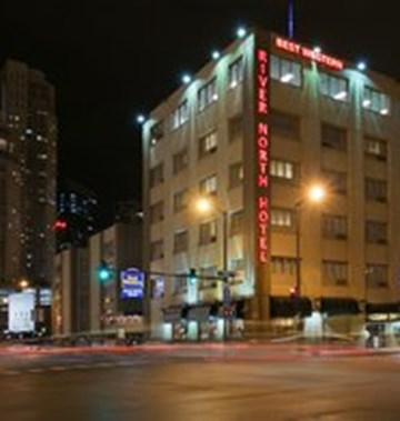 Best western river north hotel first class chicago il for Best hotels in river north chicago