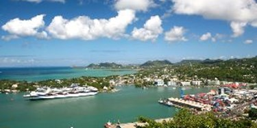 Castries, St Lucia
