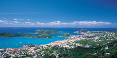 Charlotte Amalie, St Thomas, US Virgin Islands