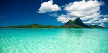 Bora Bora, Society Islands, French Polynesia