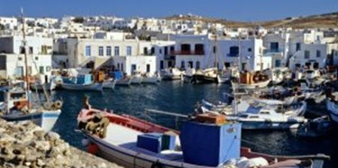 Paros, Paros Island, Cyclades Islands, Greece