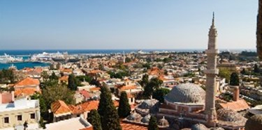 Rhodes, Rhodes Island, Dodecanese Islands, Greece
