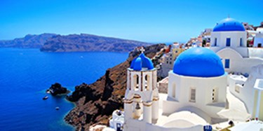 Santorini, Thira Island, Cyclades Islands, Greece