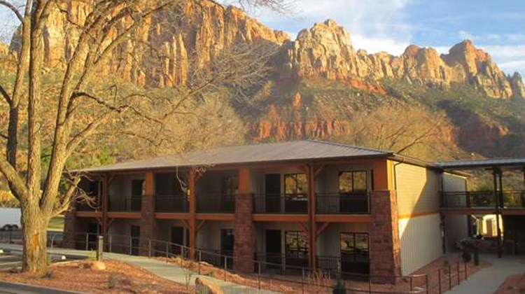 Best Western Plus Zion Canyon Inn & Stes Exterior