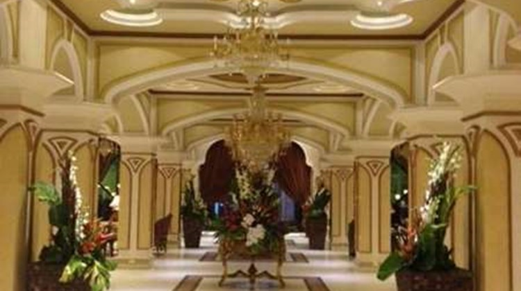 Atlantic Palace Hotel Lobby