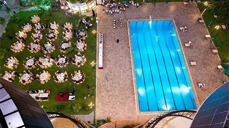 Atlantic Palace Hotel Pool