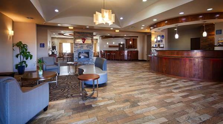 Best Western Plus Forest Hill Lobby