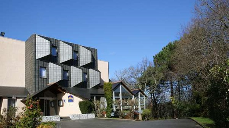 Best Western Auray Le Loch Exterior