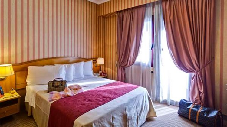 Best Western Hotel Rome Airport Room