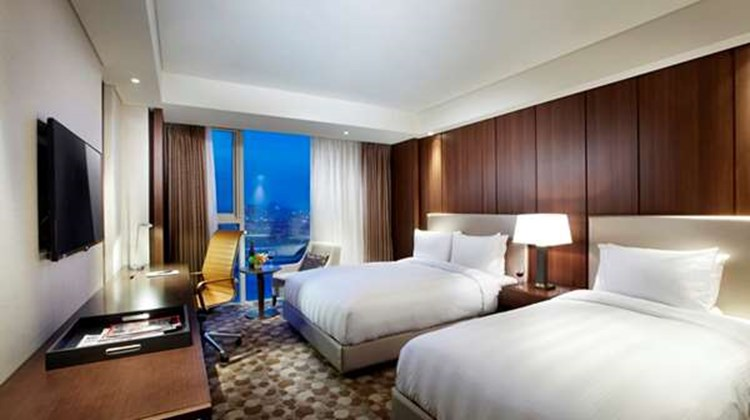 Lotte City Hotel  Daejeon Room