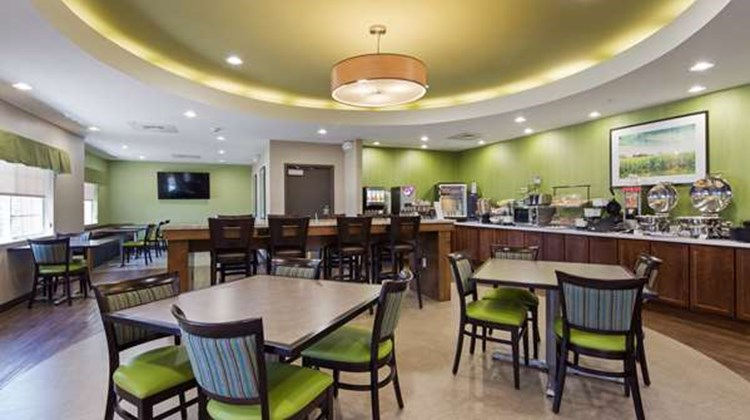 Best Western Plus Patterson Park Inn Restaurant