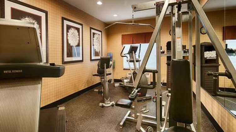 Best Western Plus DFW Airport W Euless Health