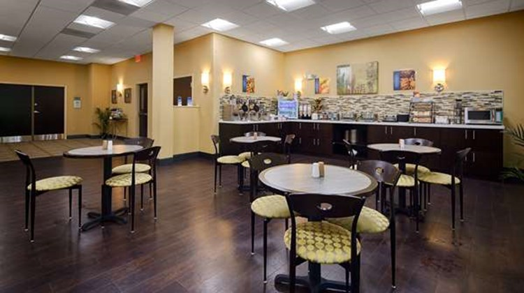 Best Western Plus Thornburg Inn & Suites Restaurant