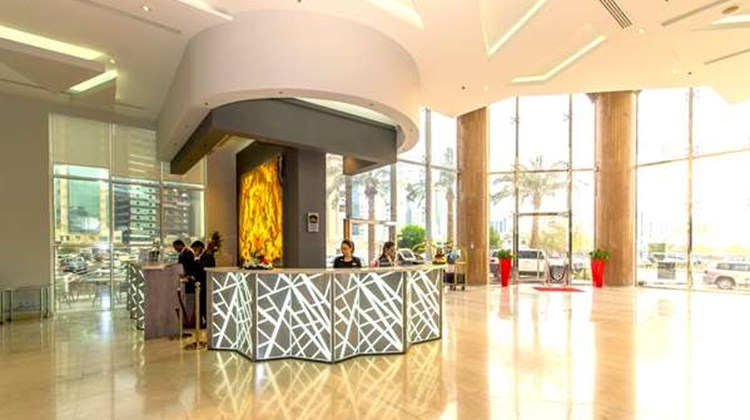 Best Western Plus Doha Lobby
