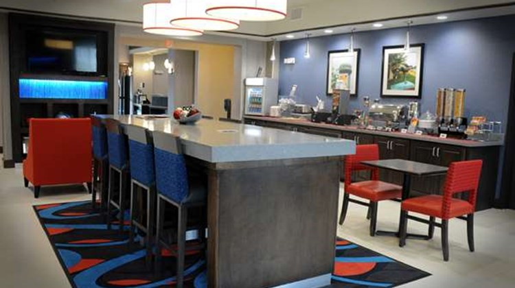 Best Western Plus Ardmore Inn & Suites Restaurant