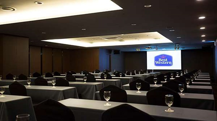 Best Western Jeju Hotel Meeting