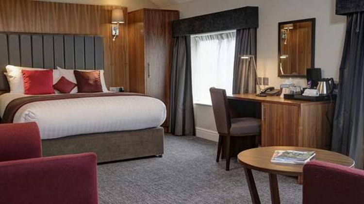 Best Western Plus The Croft Hotel Room