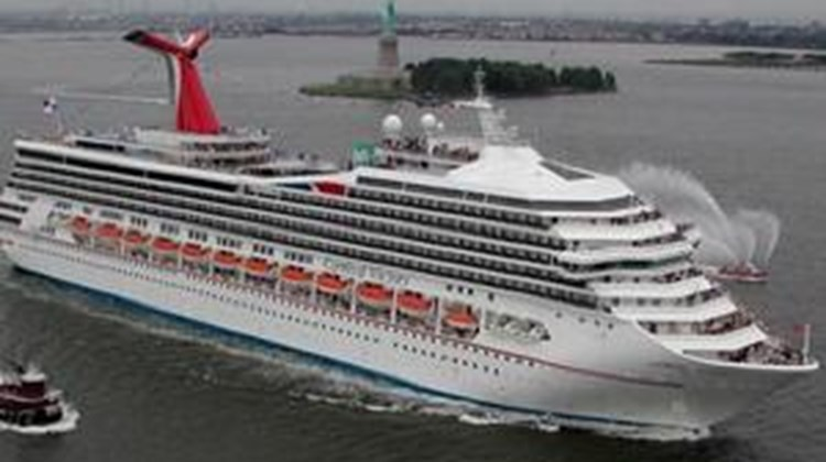 Carnival Victory Exterior