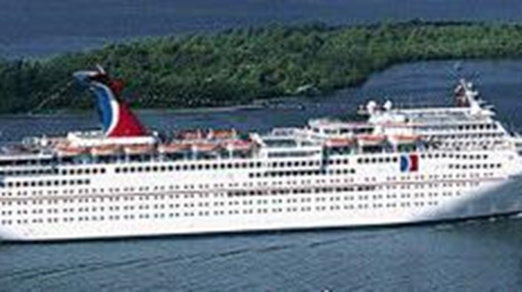 Carnival Fascination Exterior