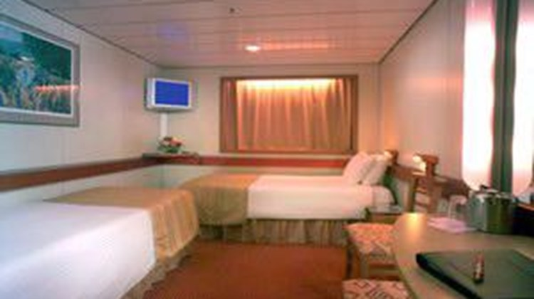 Carnival Fascination Stateroom