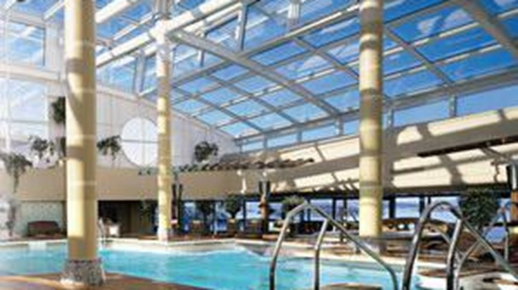 Celebrity Millennium Pool