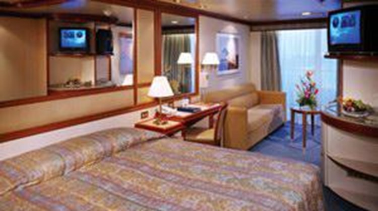 Coral Princess Suite