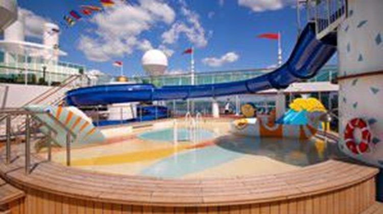 Serenade of the Seas Pool