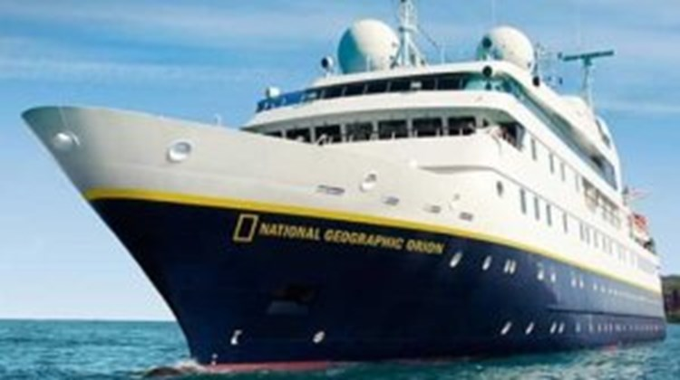 Natl Geographic Orion Exterior