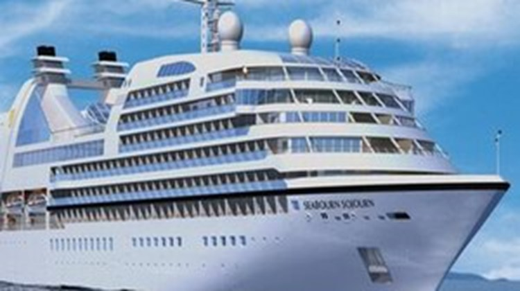 Seabourn Sojourn Exterior