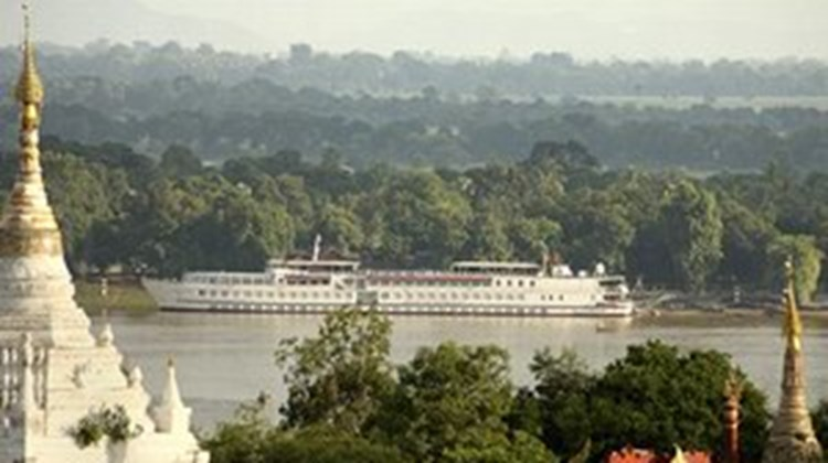 Belmond Road to Mandalay Exterior