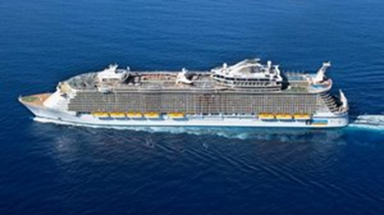 Allure of the Seas Exterior