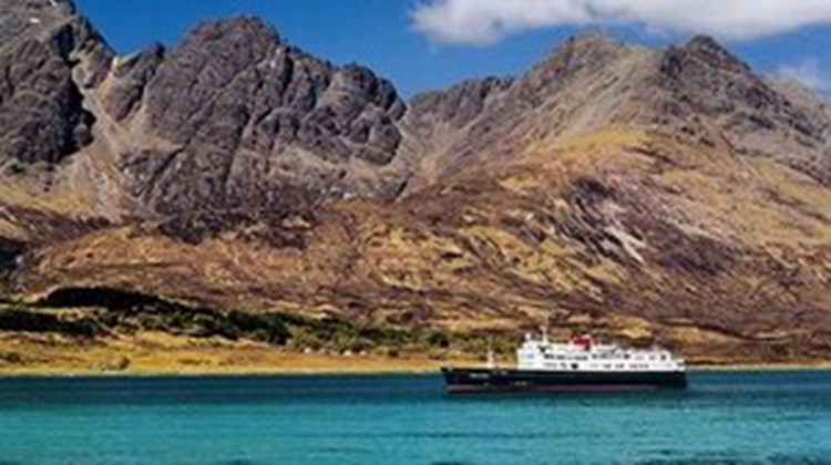 Hebridean Princess Exterior
