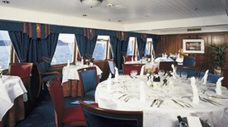 Hebridean Princess Restaurant