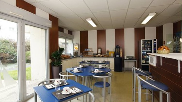 Appart'City Le Mans Novaxis Restaurant