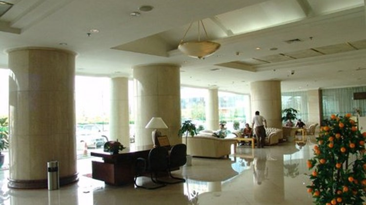 Zhong Yu Business Hotel Lobby