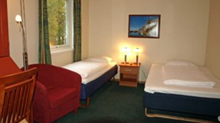 Active Cabin Hotel Room