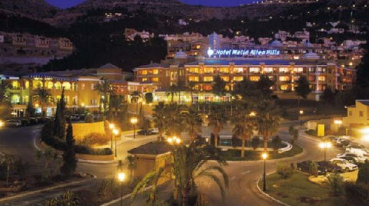Hotels In Altea Hills Spain