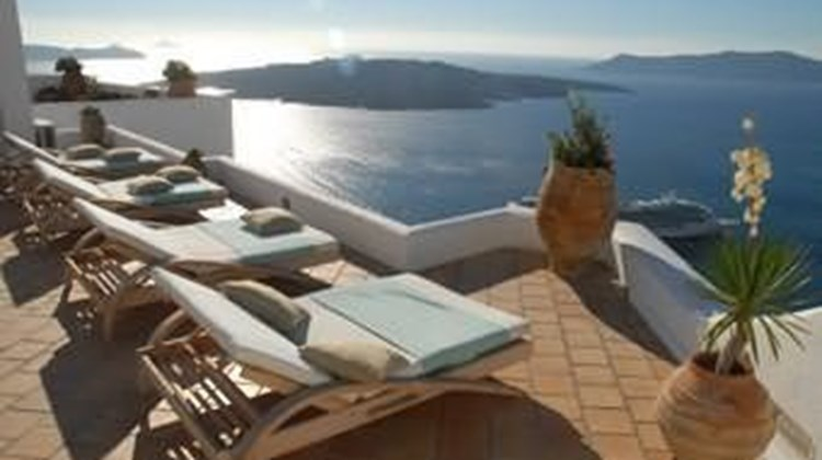 Athina Suites Luxury Villas Exterior