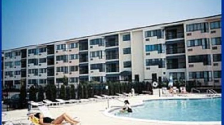 Brigantine Beach Club Resort Exterior