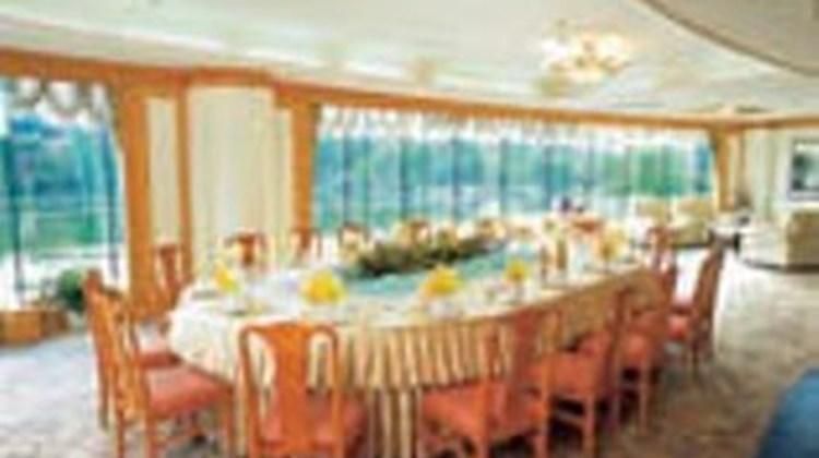 Zhuhai Holiday Resort Hotel Restaurant